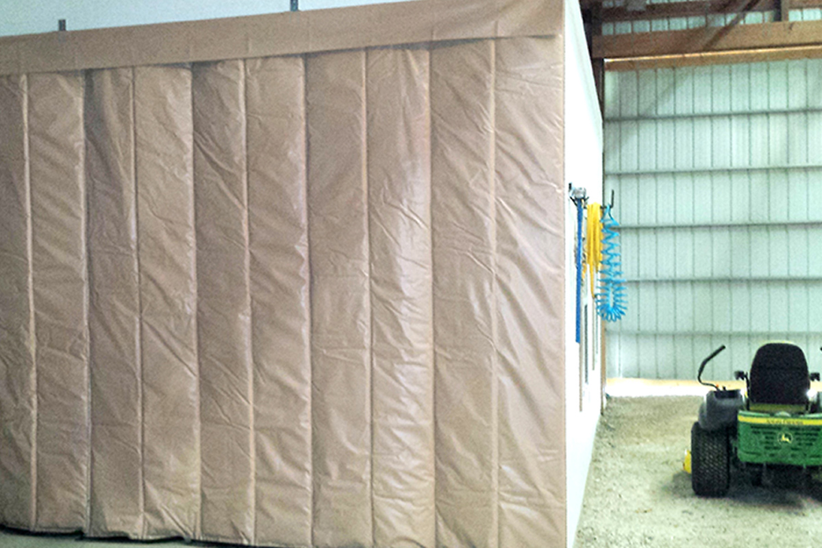 Commercial Barn Curtains