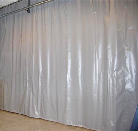 Stock Industrial Curtains Are Available As An Option To Provide A Quick,  Standard Solution To Your Curtain Needs.