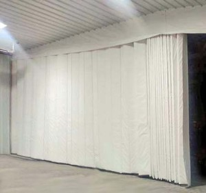 Acoustic Curtains Sound Barrier Curtains Amp Dividers