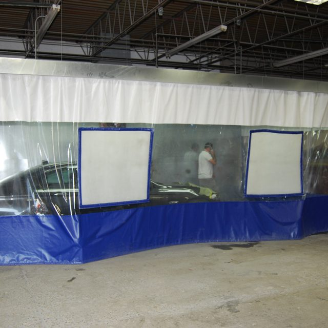 Single Layer Curtain