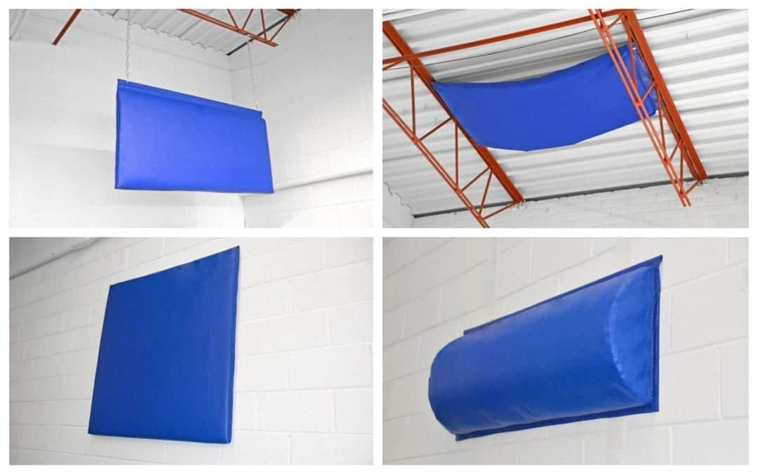 Acoustic Baffle Systems Are a Sound Choice