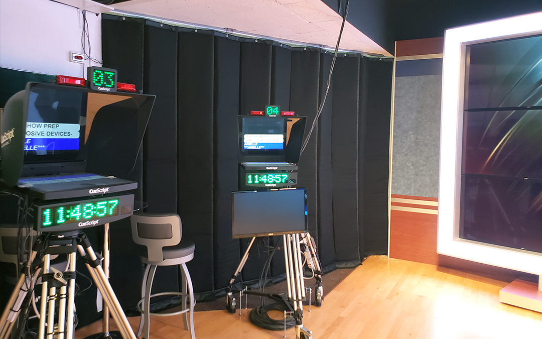 Lights, Camera, Action: Noise Block Solutions for the Television Industry