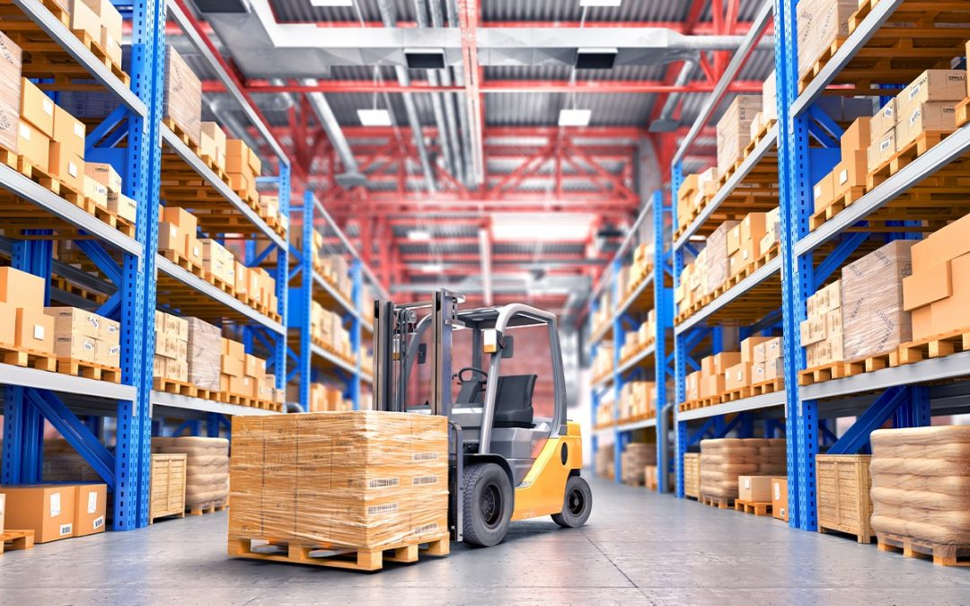 Construction Wars: The Battle for Prime Warehouse Space